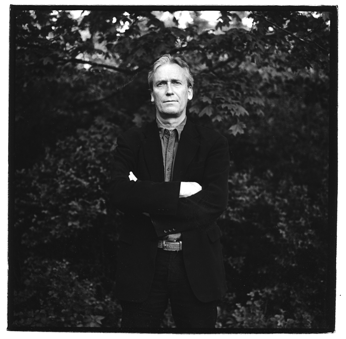 Festivalforfattar  i  2012  –  Ragnar  Hovland